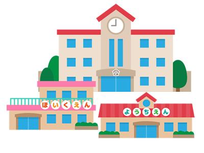 保育園・幼稚園・学校連携について